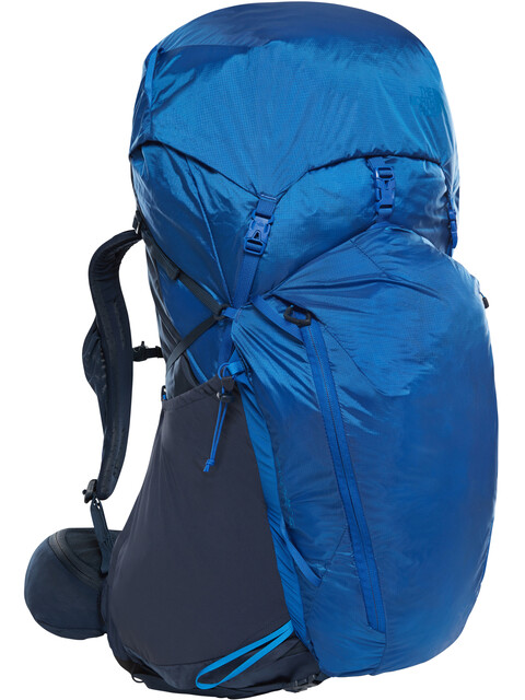 The North Face Banchee 65 Backpack urban navy/bright cobalt blue